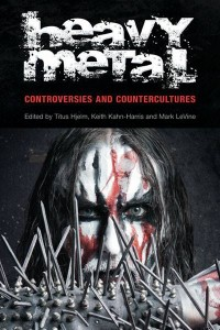 Heavy Metal edited book cover